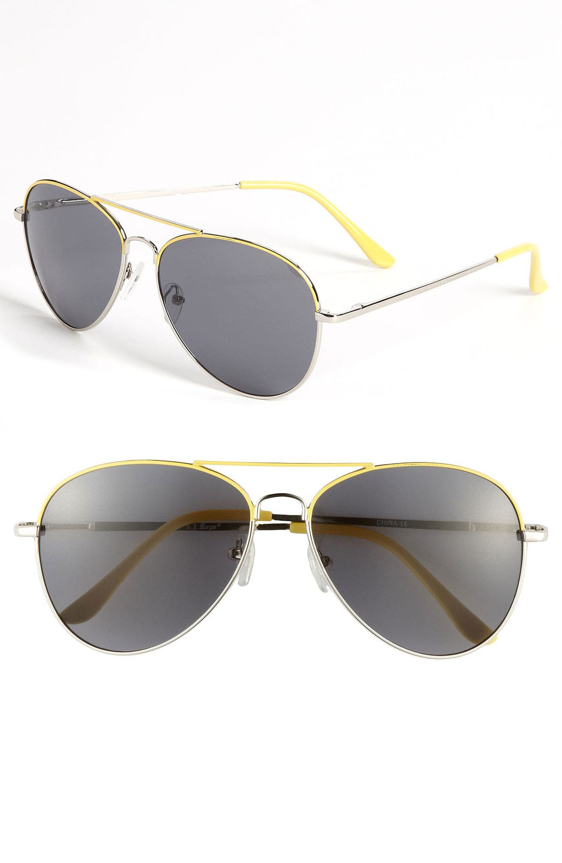 Main Image - A.J. Morgan 'Front Row' 60mm Sunglasses