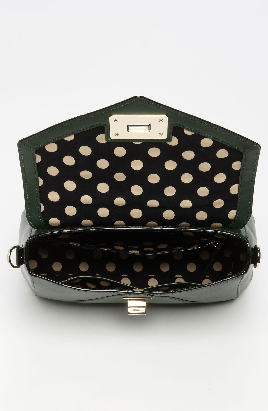 Alternate Image 3  - kate spade new york 'post street - little nadine' satchel