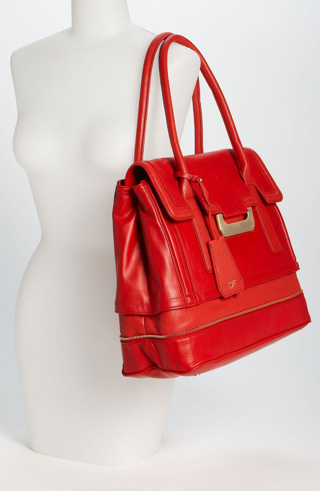 Alternate Image 2  - Diane von Furstenberg 'New Harper - Laurel' Tote