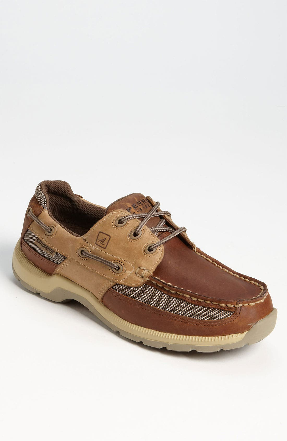 Alternate Image 1 Selected - Sperry Top-Sider® 'Cascade' Three Eye Boat Shoe