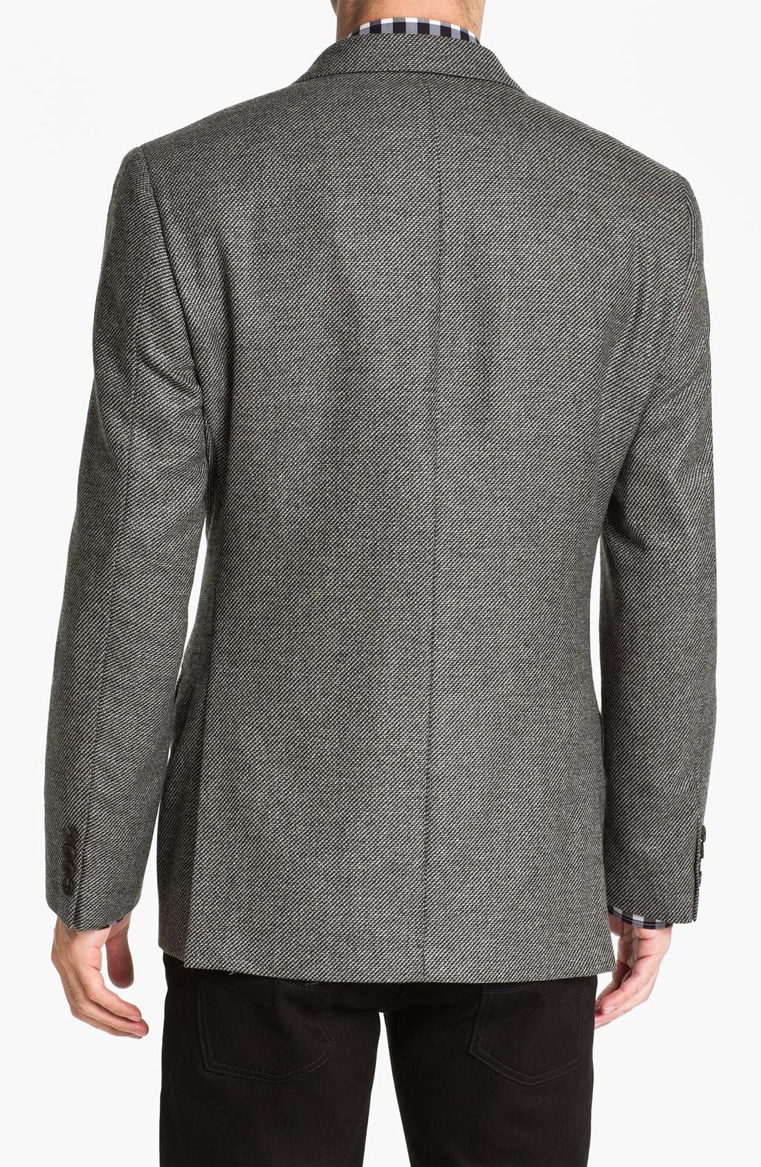 Alternate Image 2  - John W. Nordstrom® Signature Cashmere Blazer
