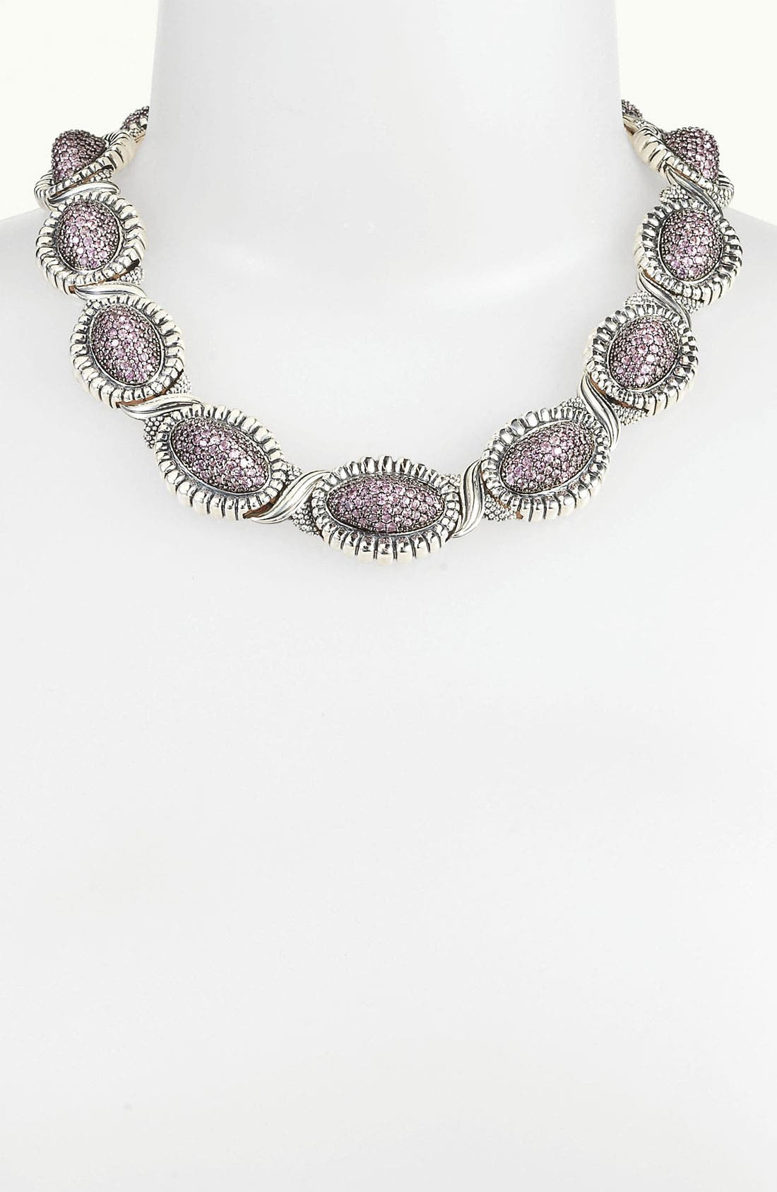 Alternate Image 1 Selected - Lagos 'Muse' Fluted Collar Necklace (Online Only)