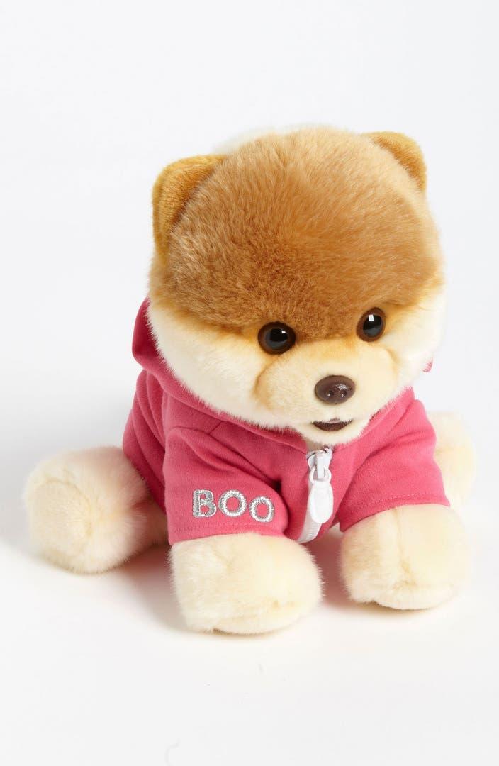 gund 39 boo world 39 s cutest dog 39 life size stuffed animal nordstrom. Black Bedroom Furniture Sets. Home Design Ideas