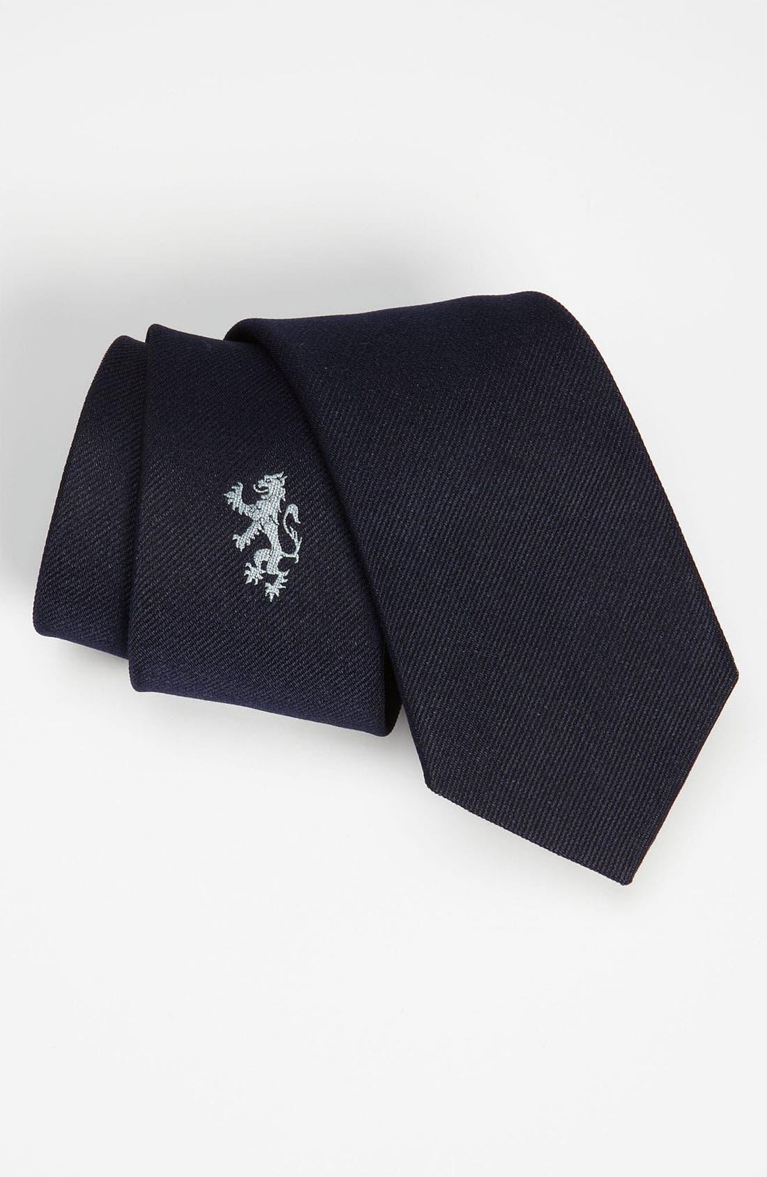 Main Image - Fahlgren Woven Silk Tie