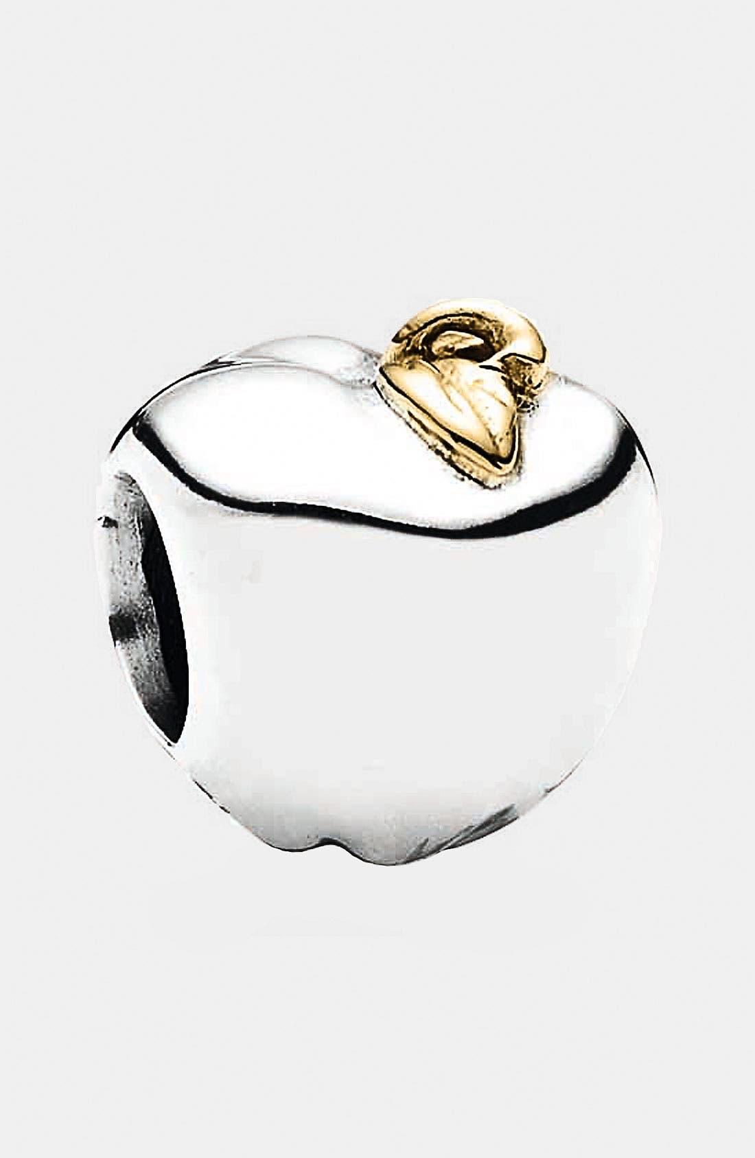 Alternate Image 1 Selected - PANDORA 'Apple of My Eye' Charm