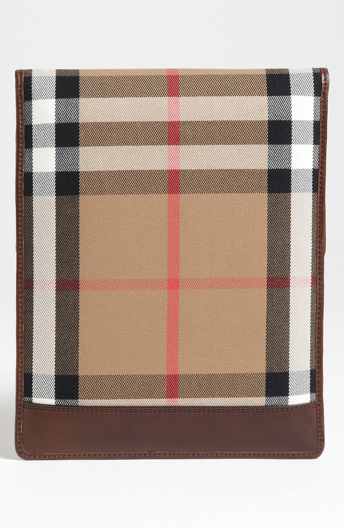 Alternate Image 4  - Burberry 'House Check' iPad Sleeve