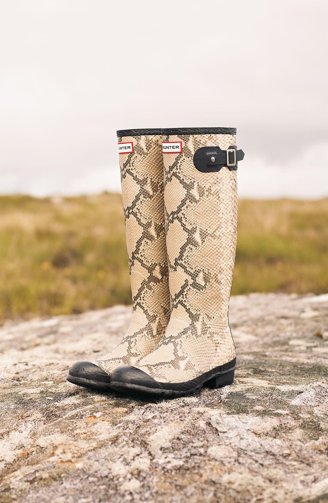 Alternate Image 5  - Hunter 'Carnaby' Rain Boot (Women)