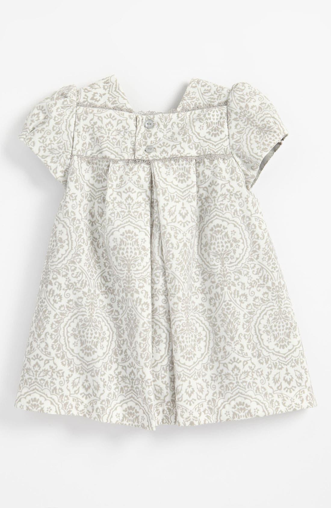 Alternate Image 2  - Luli & Me Floral Dress (Toddler)