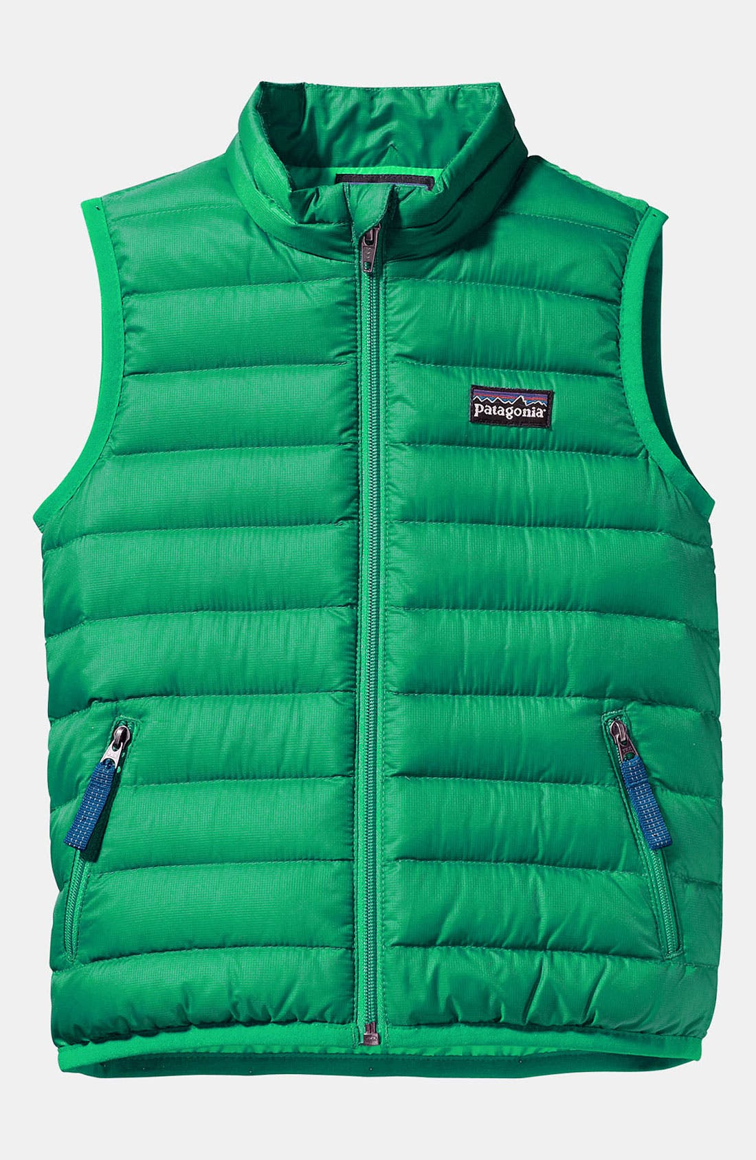 Main Image - Patagonia Down Sweater Vest (Toddler Boys)