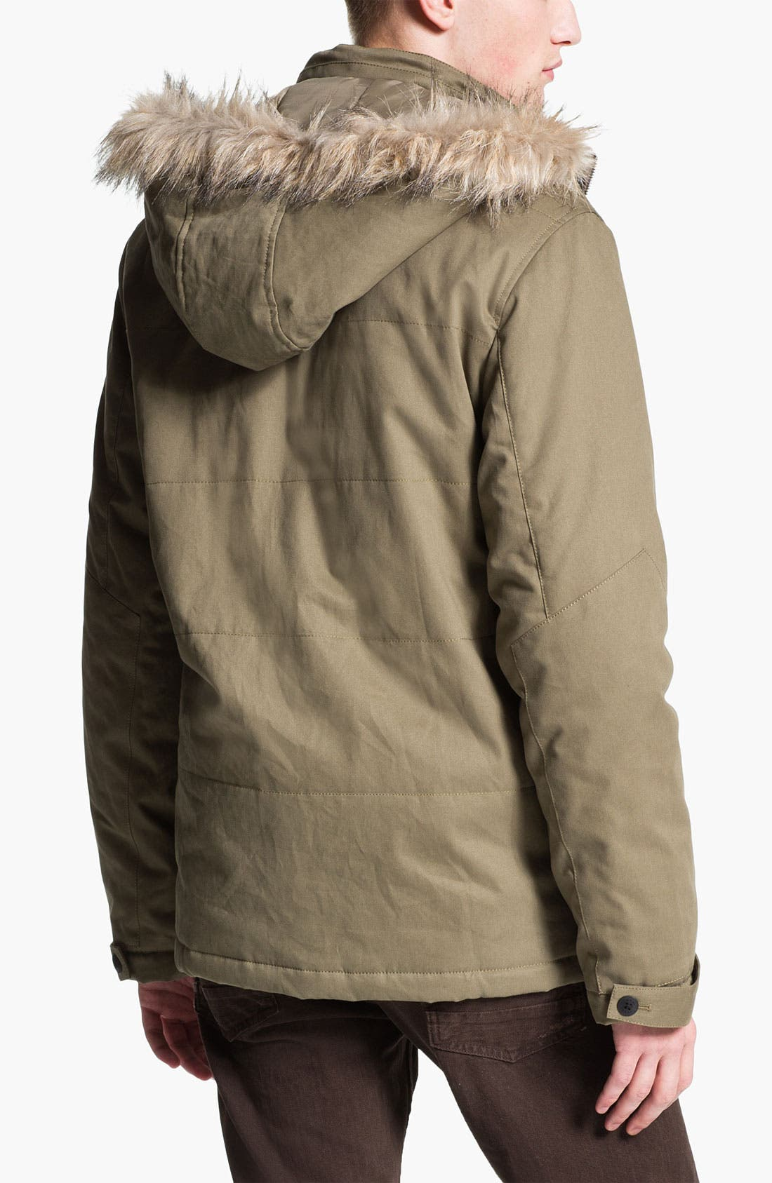 Alternate Image 2  - R44 Rogan Standard Issue 'Travelers' Organic Cotton Parka
