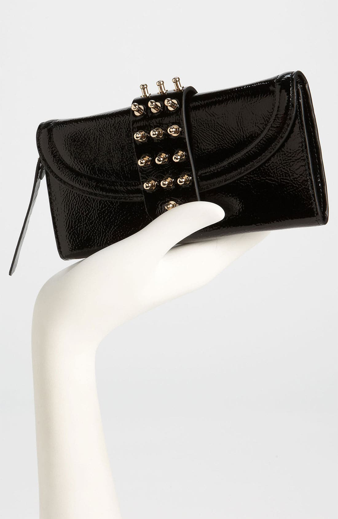 Alternate Image 4  - McQ by Alexander McQueen Collar Stud Wallet