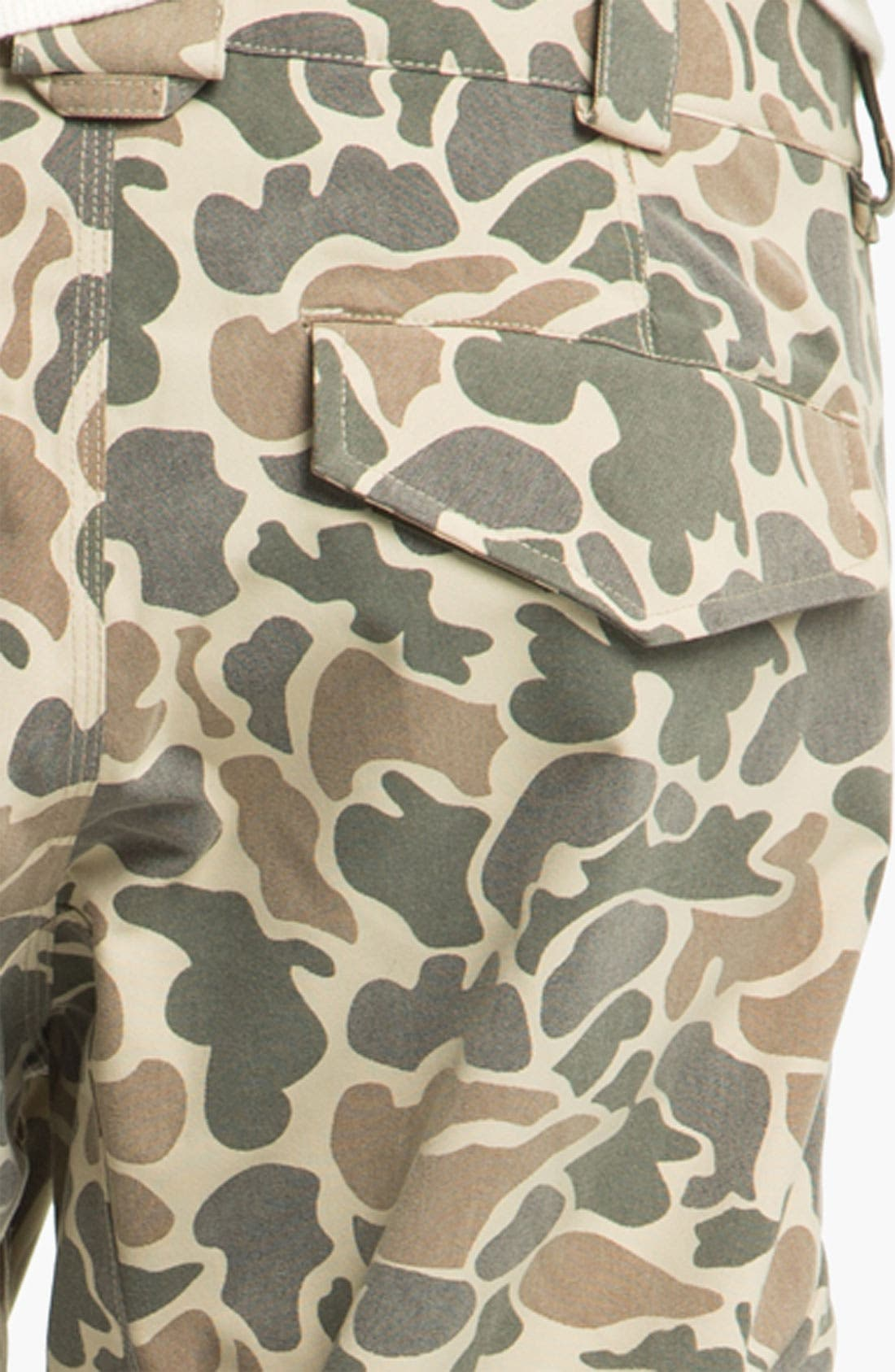 Alternate Image 3  - Burton 'Hellbrook' Camo Snowboard Pants