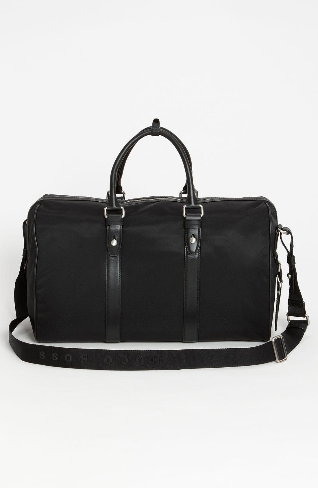 Alternate Image 2  - BOSS Black 'Teddi' Duffel Bag