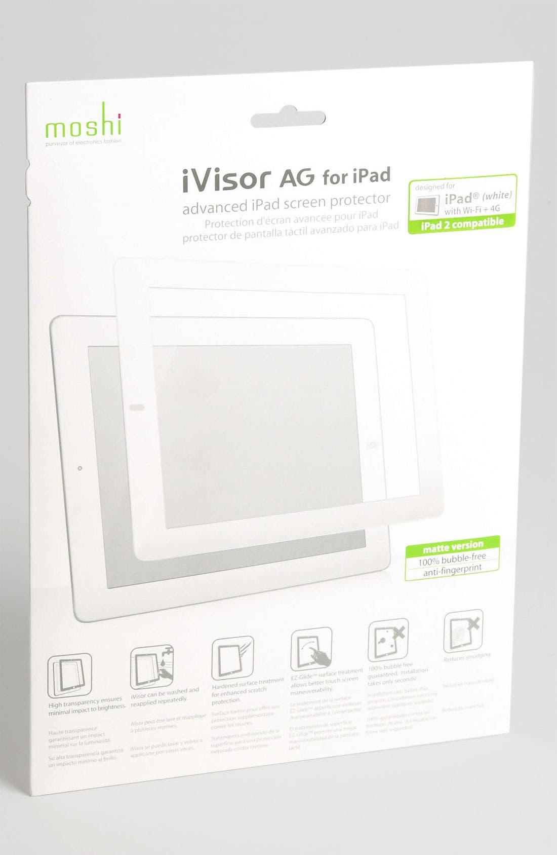 Alternate Image 1 Selected - Moshi 'iVisor AG' iPad 2 & 3 Screen Protector