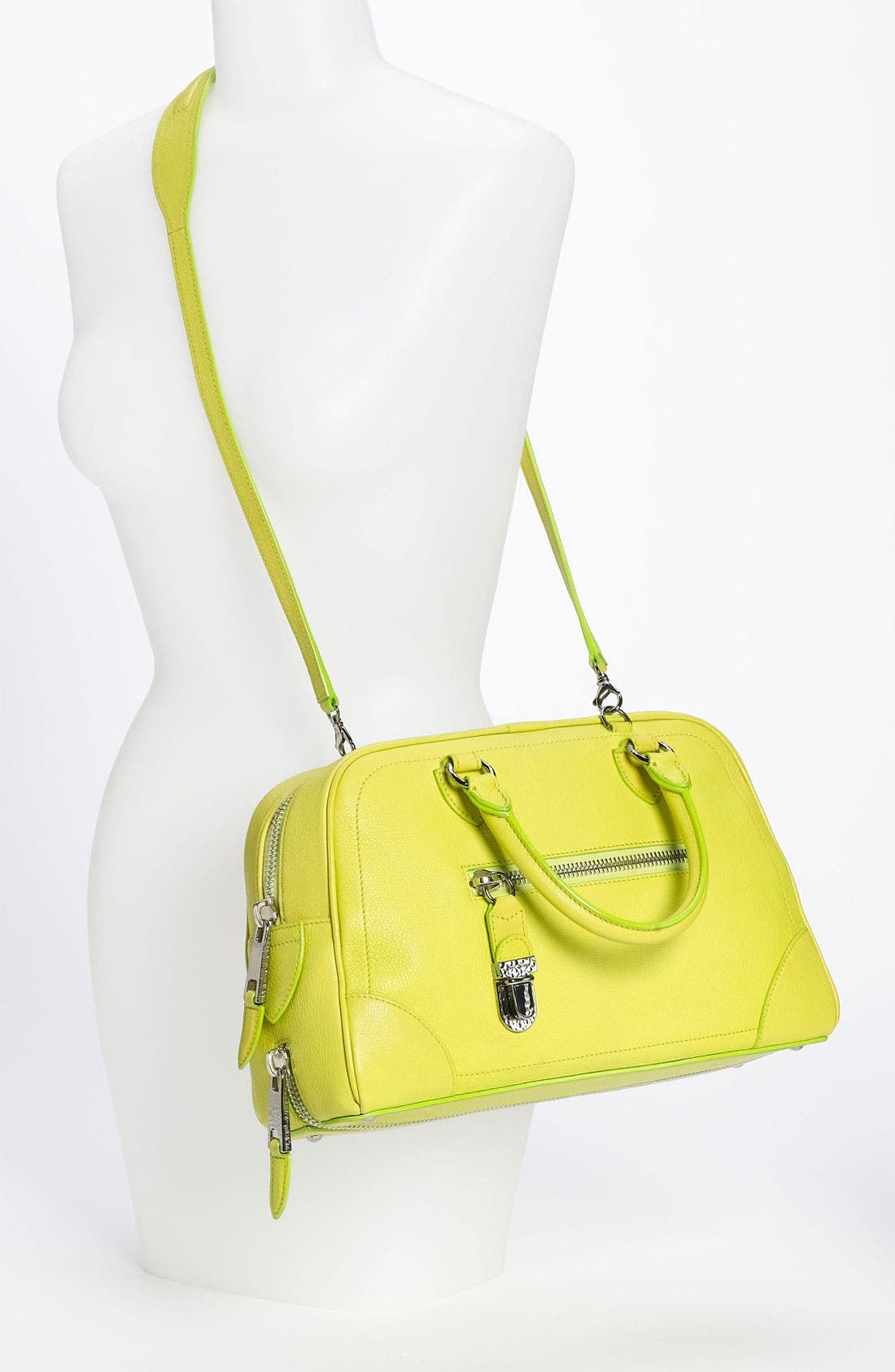 Alternate Image 2  - MARC JACOBS 'Venetia - Small' Leather Satchel