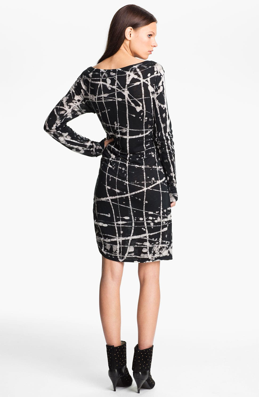 Alternate Image 2  - Kelly Wearstler 'Batik Cage' Jersey Dress