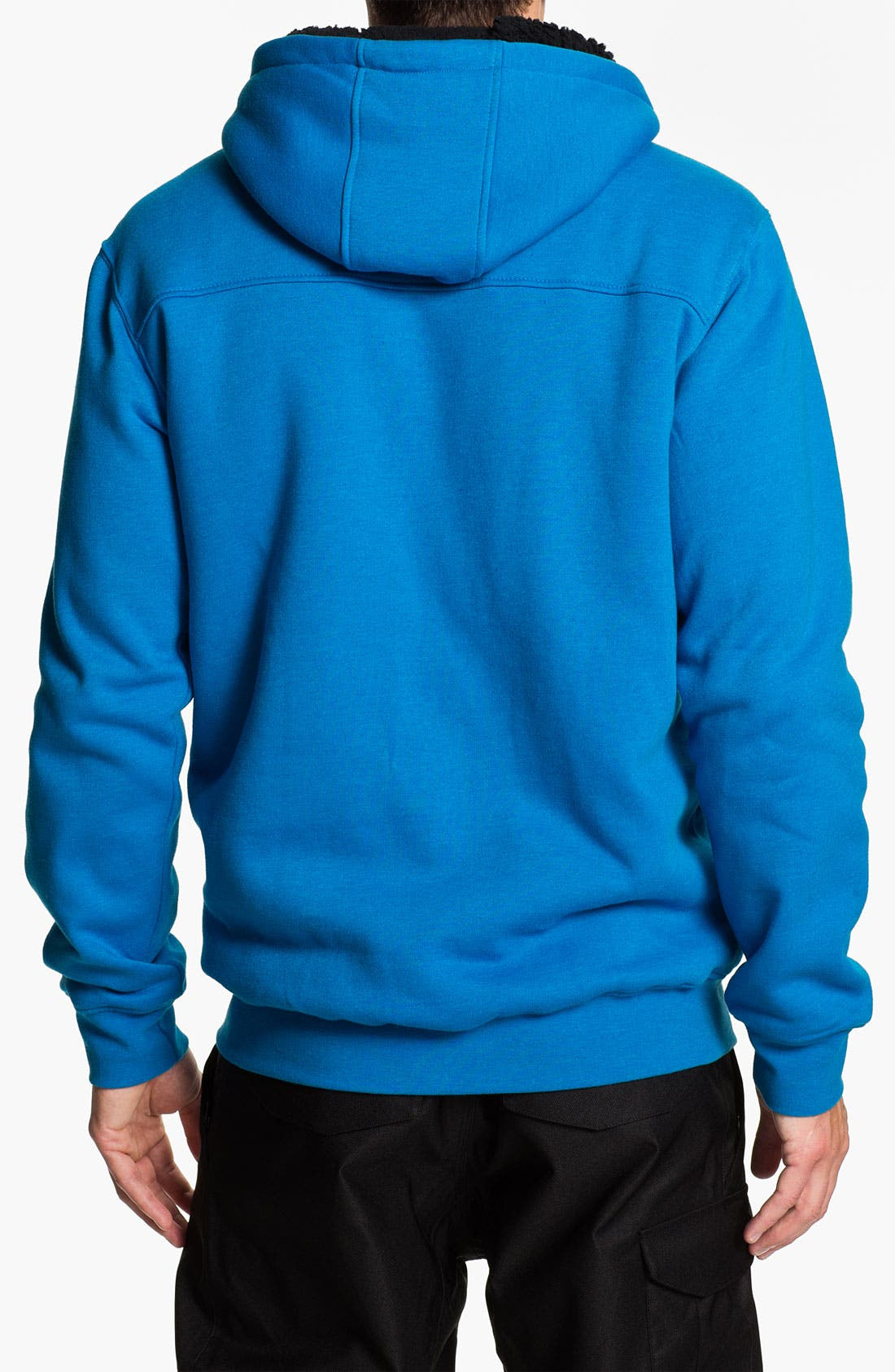Alternate Image 2  - Burton 'Fireside' Zip Hoodie