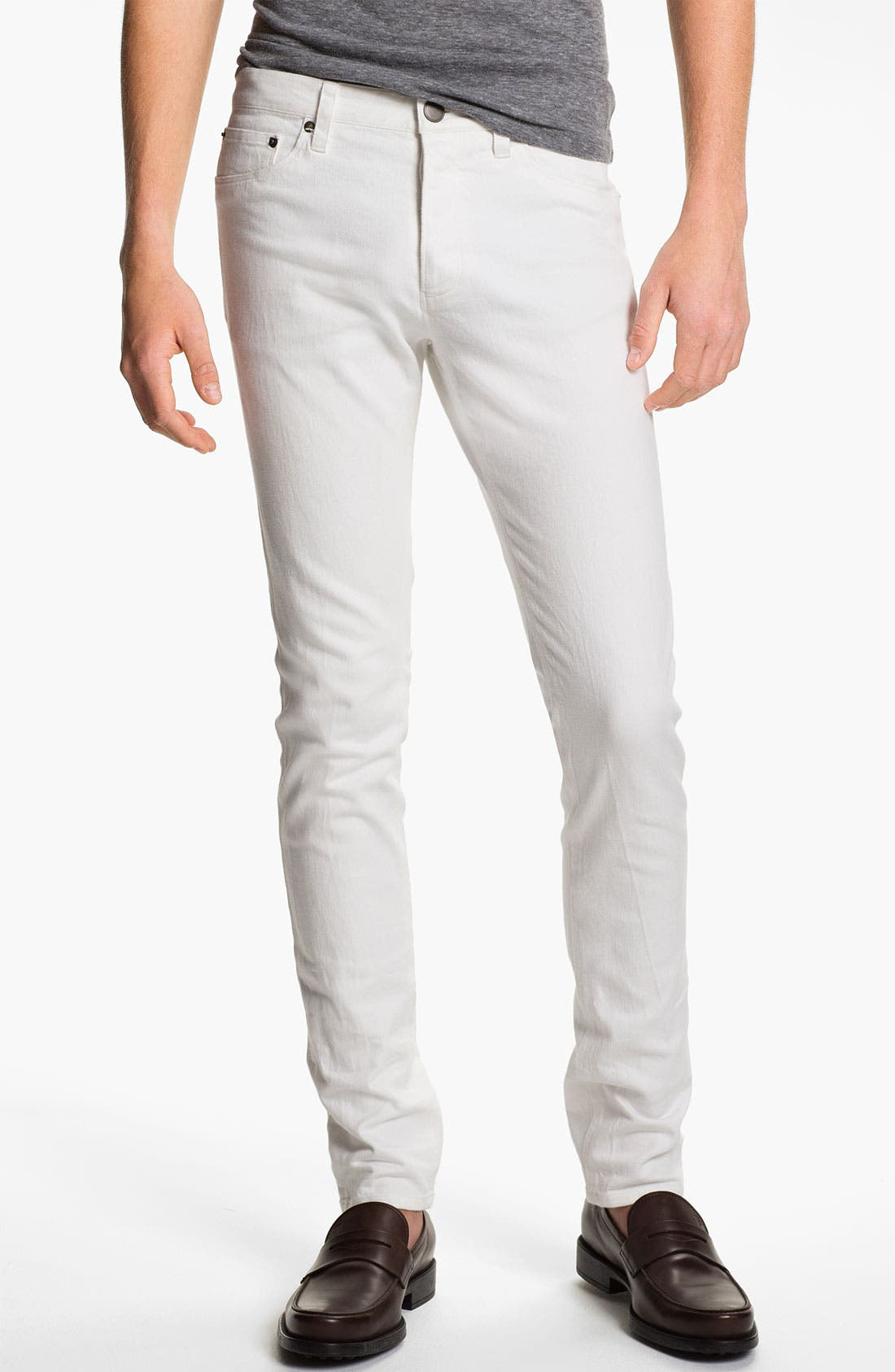Alternate Image 2  - Theory 'Raffi P Jost' Slim Leg Jeans (Online Only)