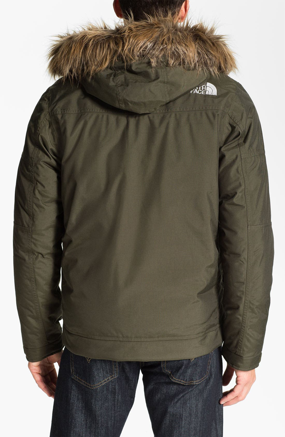 Alternate Image 2  - The North Face 'Yellowband' Waterproof Parka