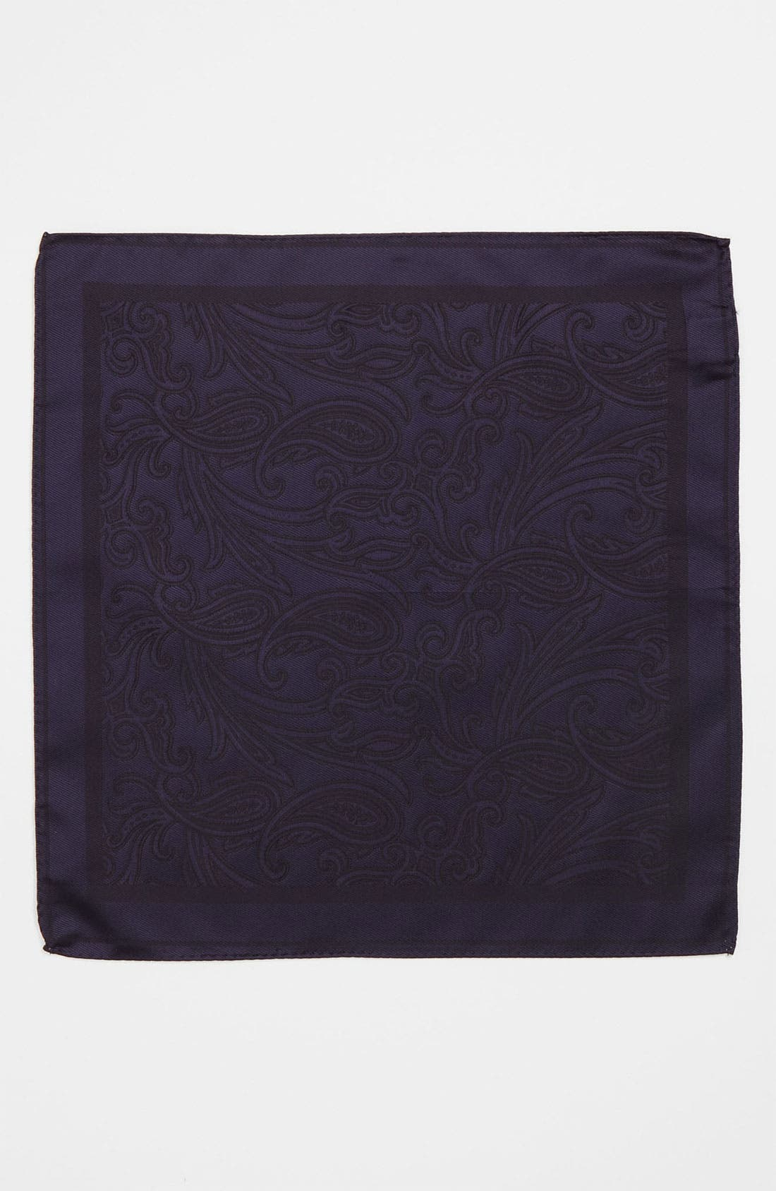 Alternate Image 2  - Robert Talbott Silk Pocket Square