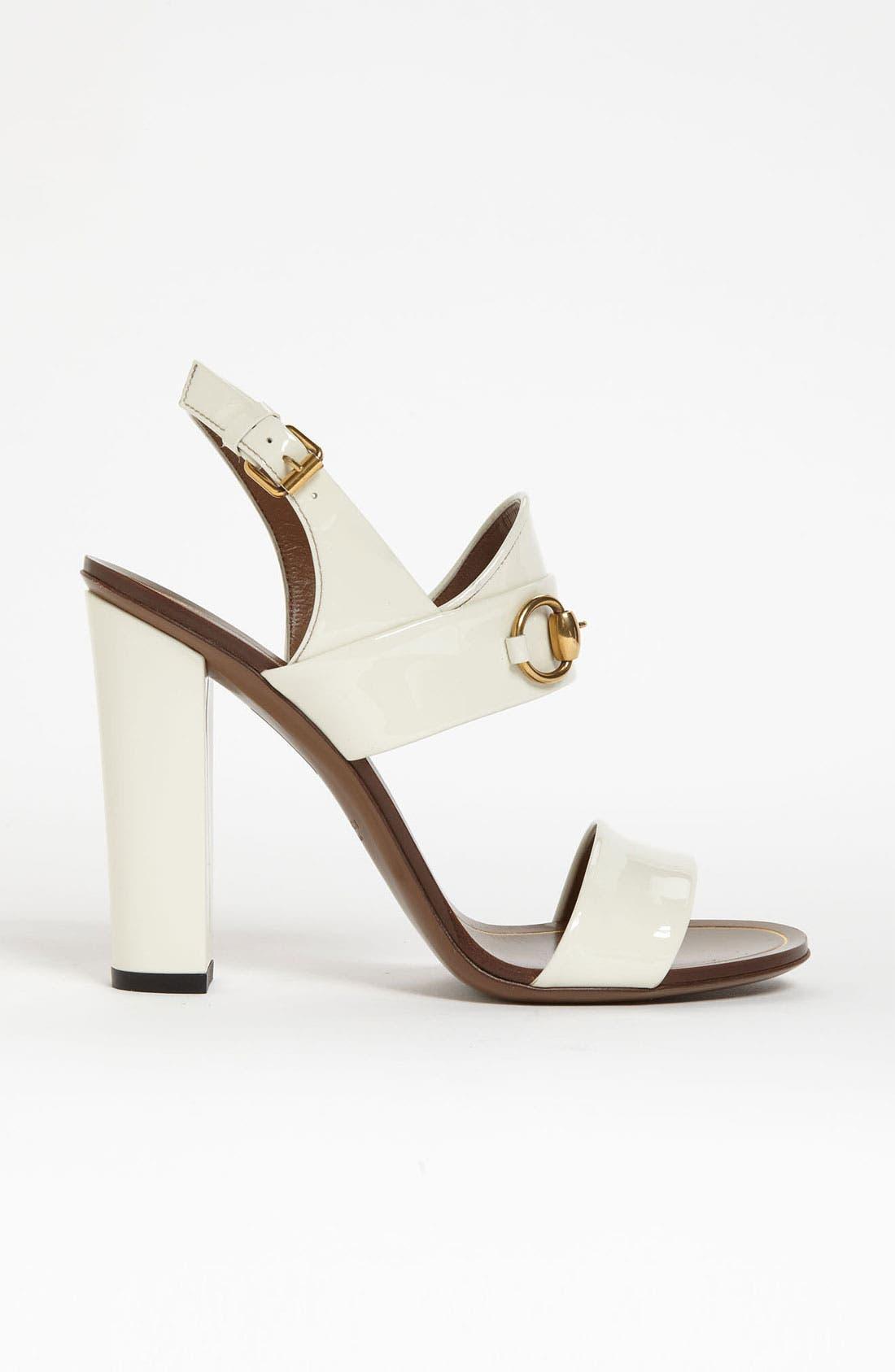 Alternate Image 4  - Gucci 'Alyssa' Sandal