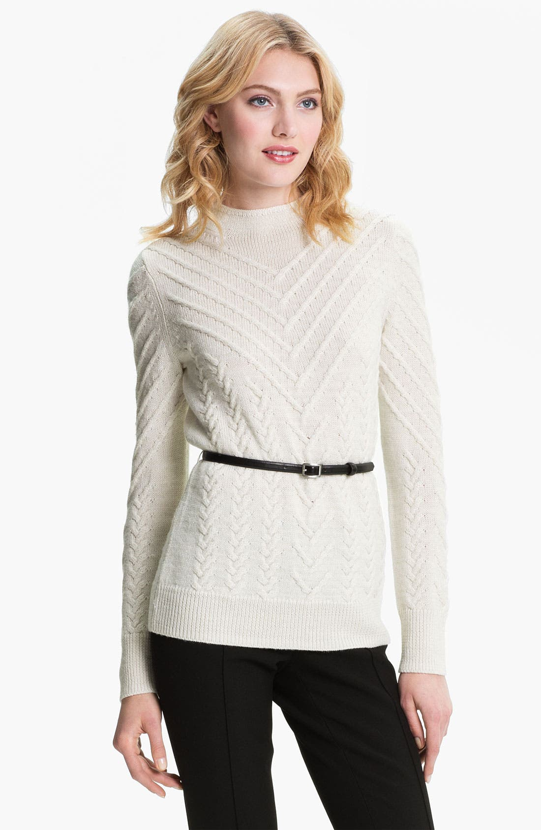 Alternate Image 1 Selected - Classiques Entier® Sweater