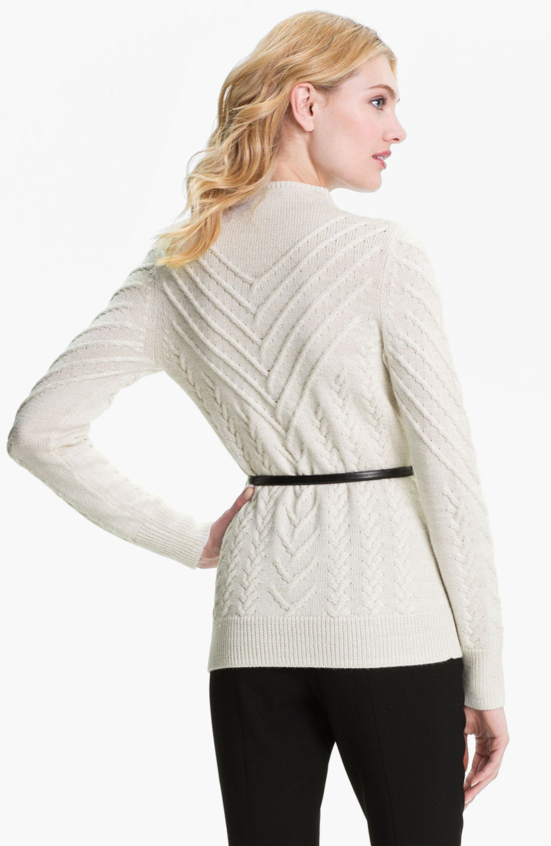 Alternate Image 2  - Classiques Entier® Sweater