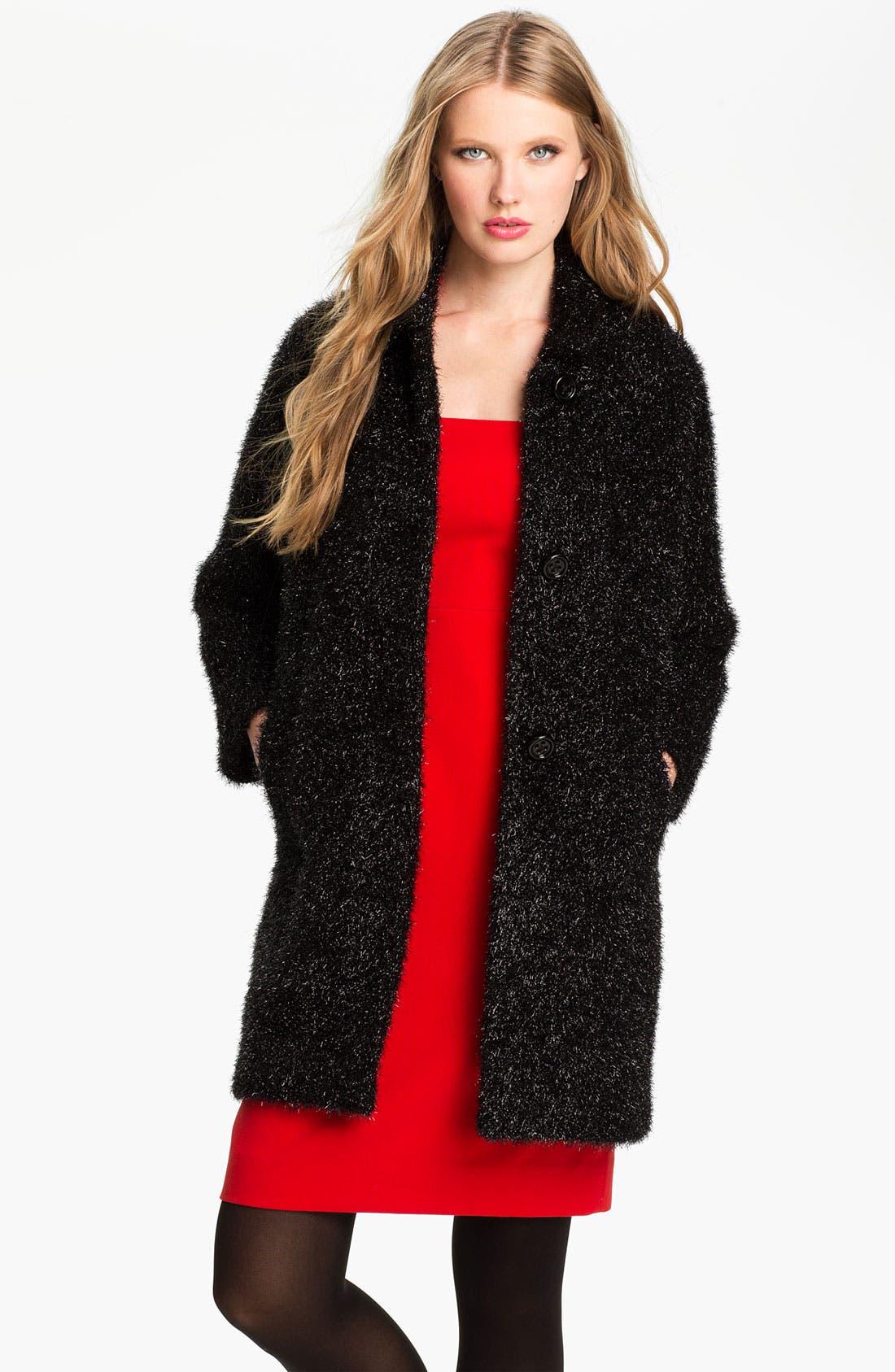 Alternate Image 1 Selected - kate spade new york 'linda' coat