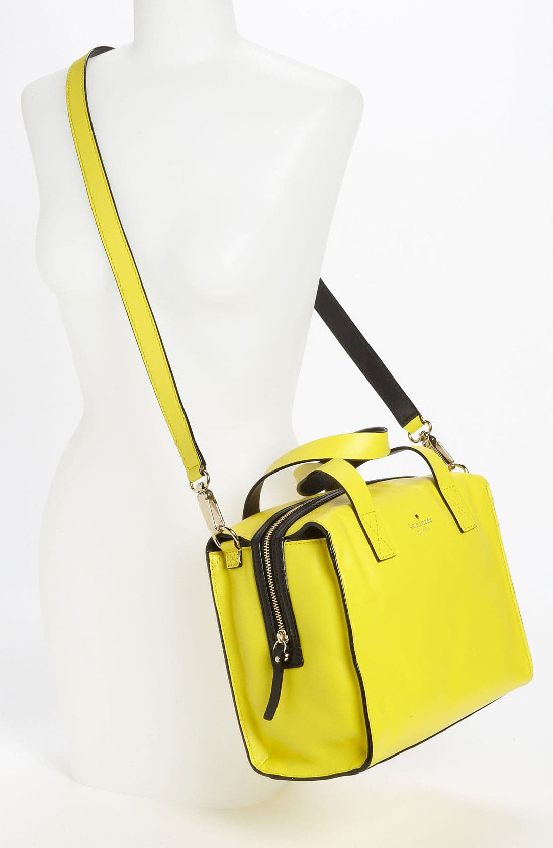 Alternate Image 2  - kate spade new york 'brightspot avenue - little kennedy' satchel