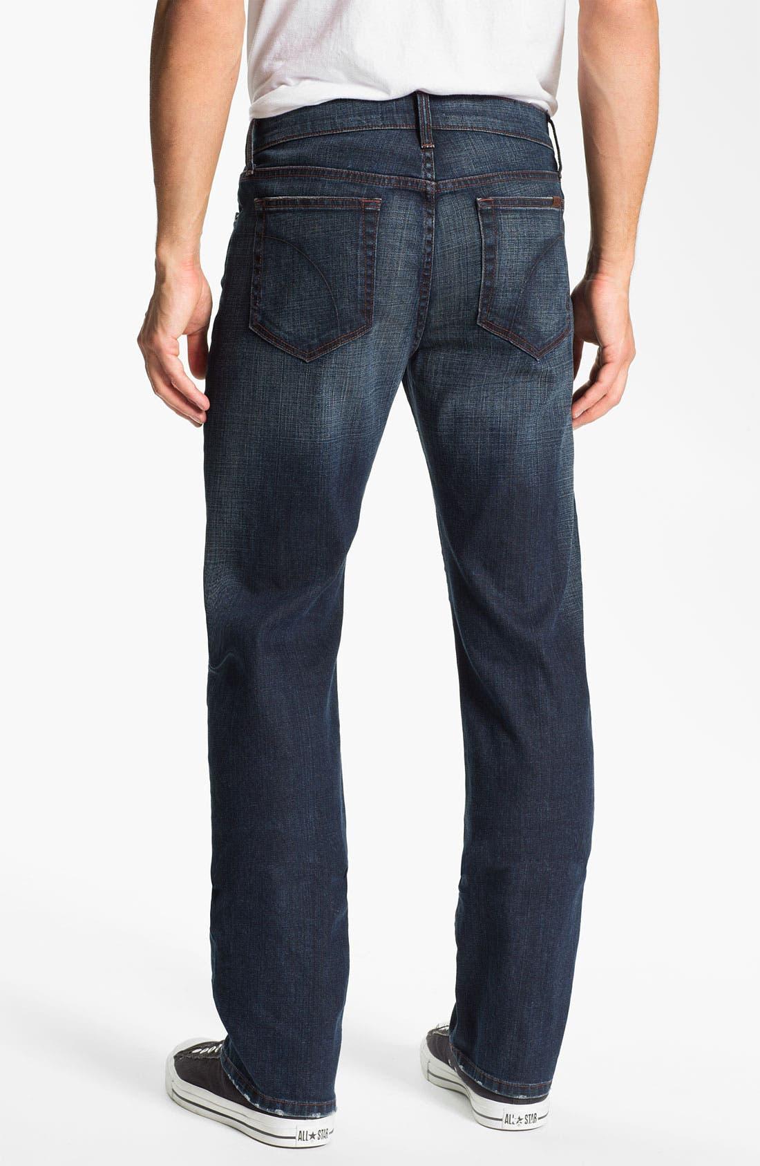 Alternate Image 1 Selected - Joe's 'Classic' Straight Leg Jeans (Jerimah)