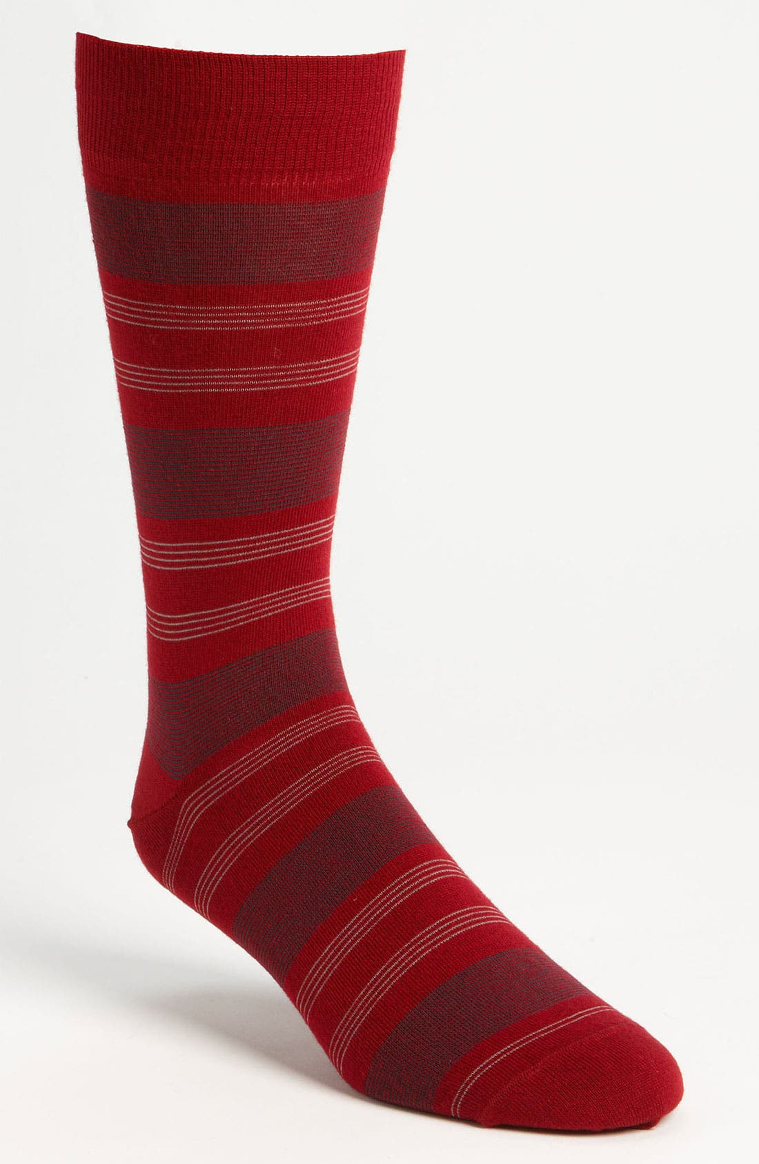 Alternate Image 1 Selected - Marcoliani 'Cuvio' Stripe Socks