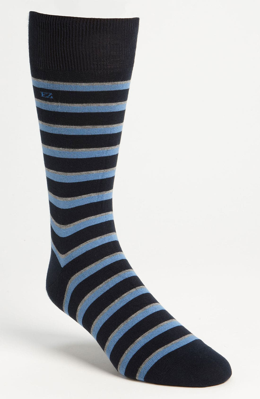 Alternate Image 1 Selected - Ermenegildo Zegna 'Regimentals' Socks