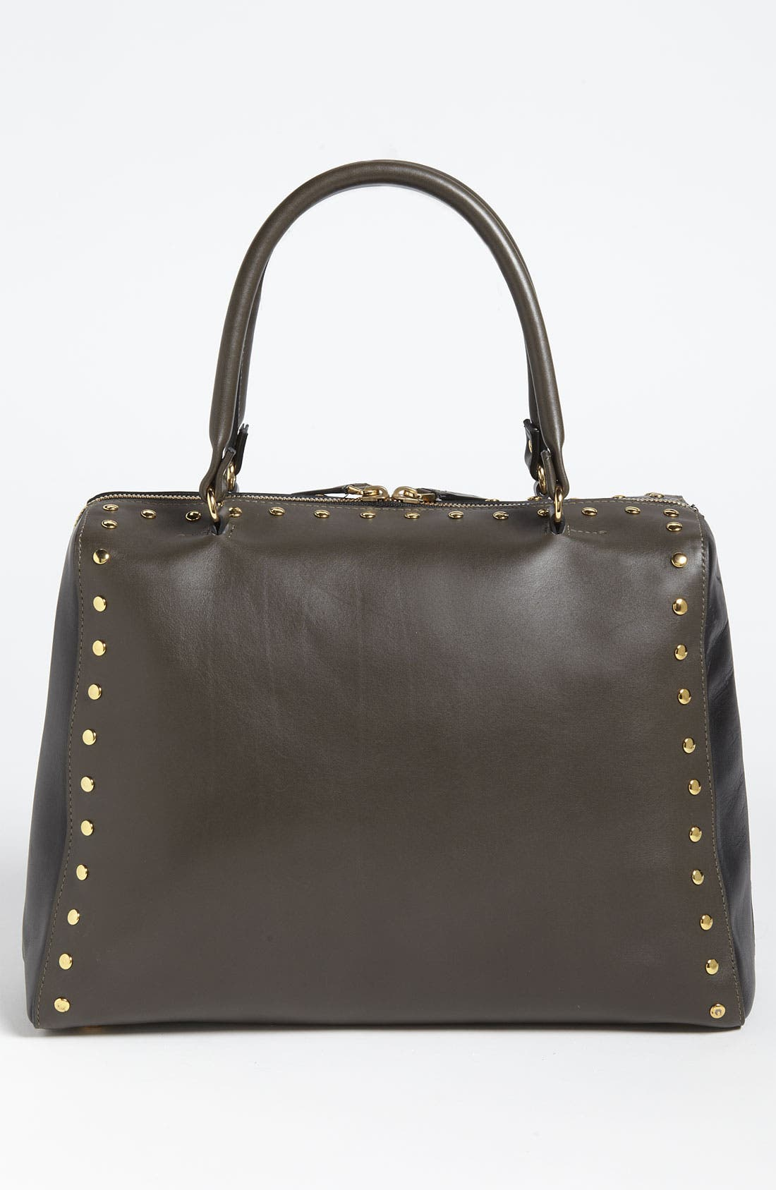 Alternate Image 4  - Marni Studded Leather Satchel