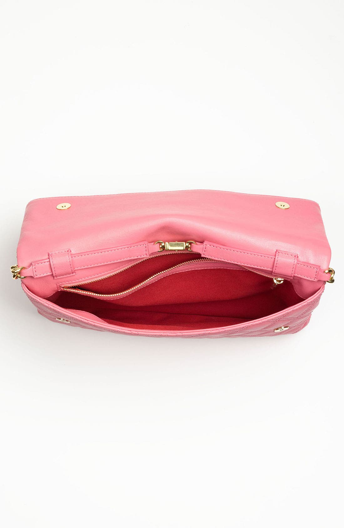 Alternate Image 3  - MARC JACOBS 'Quilting Sandy' Lambskin Leather Clutch