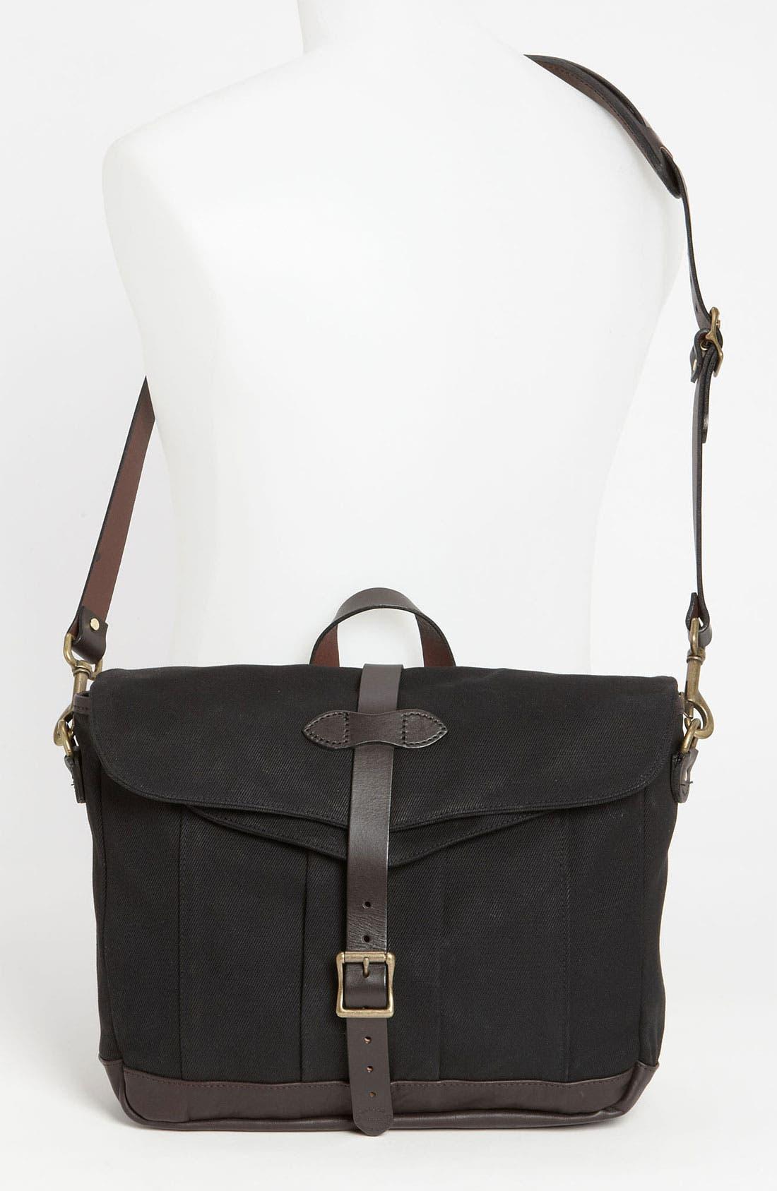 Alternate Image 2  - Filson Twill Messenger Bag