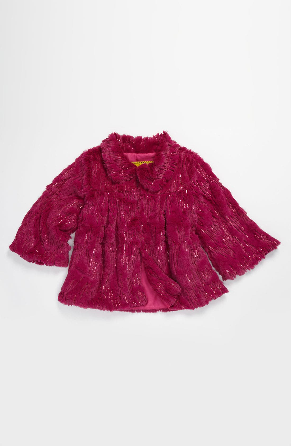 Main Image - Peace of Cake 'Soft Touch' Sequin Bolero (Little Girls & Big Girls)
