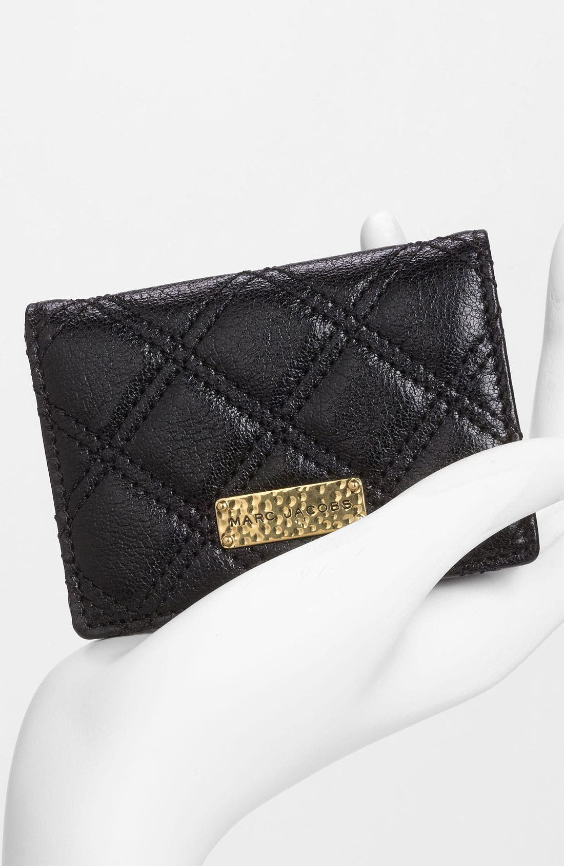 Alternate Image 4  - MARC JACOBS 'Baroque' Card Holder