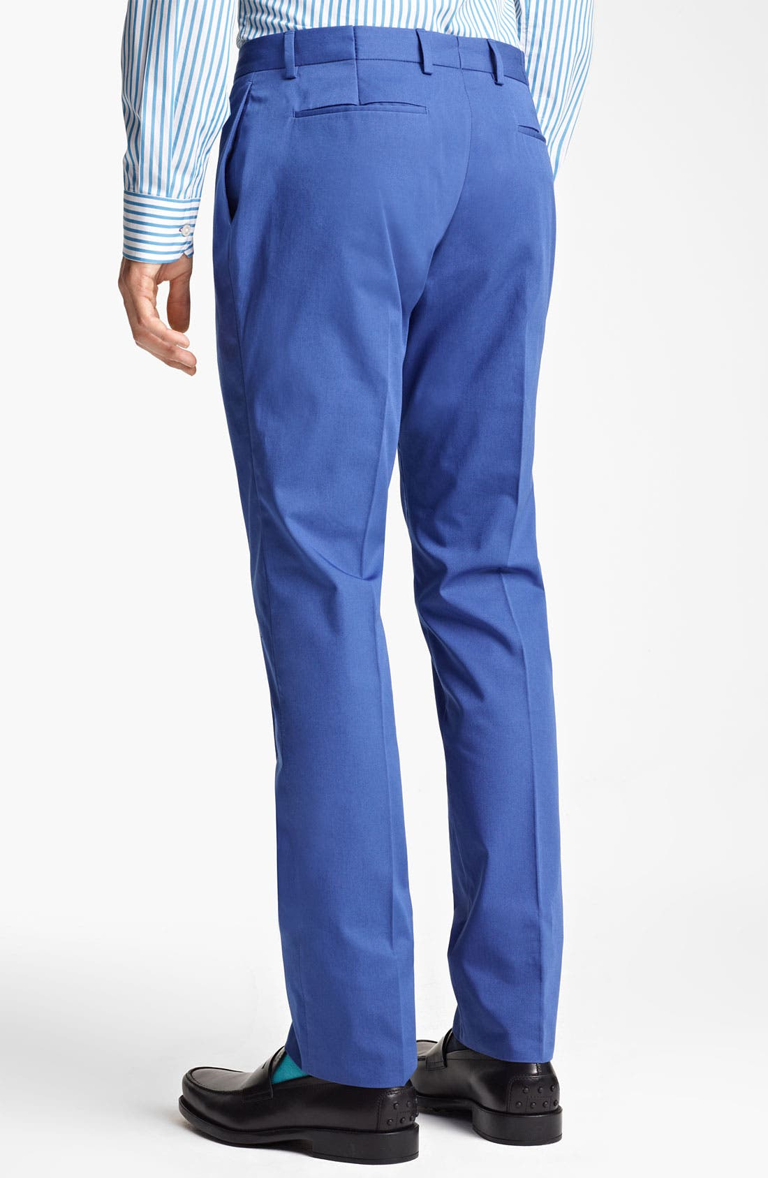 Alternate Image 2  - PS Paul Smith Slim Tapered Leg Trousers
