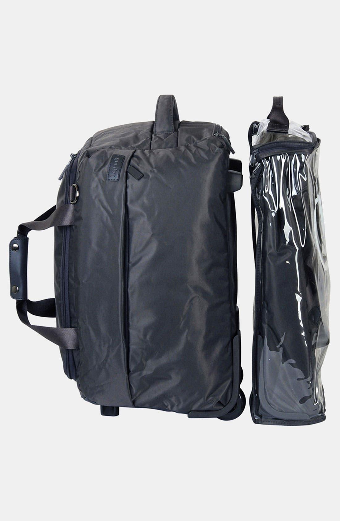 Alternate Image 4  - LIPAULT Paris Foldable Rolling Duffel Bag (20 Inch)