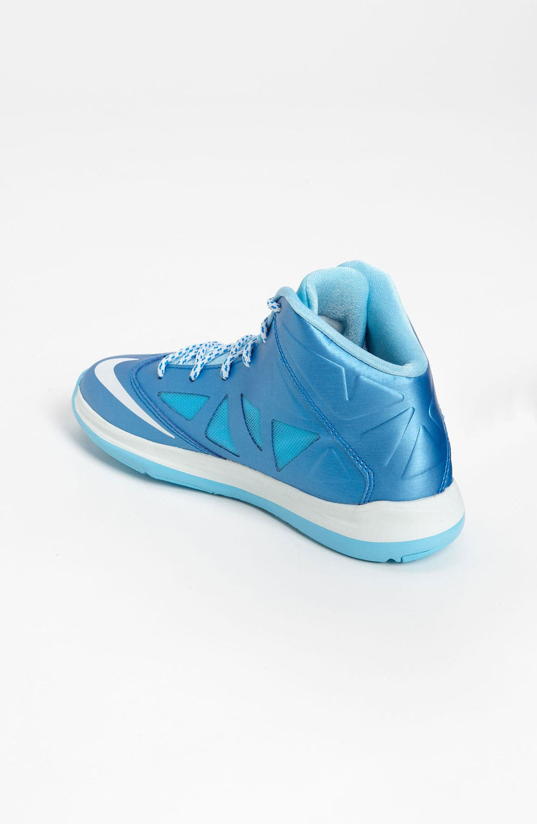 Alternate Image 2  - Nike 'LeBron 10 Pressure' Basketball Shoe (Toddler & Little Kid)