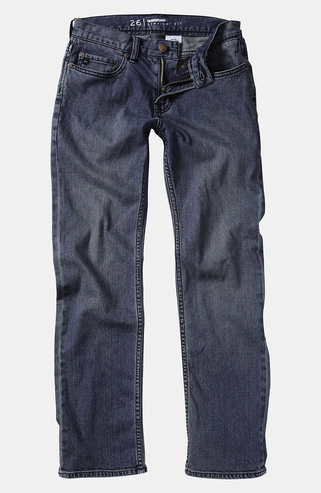 Alternate Image 1 Selected - Quiksilver 'Zeppelin' Jeans (Big Boys)