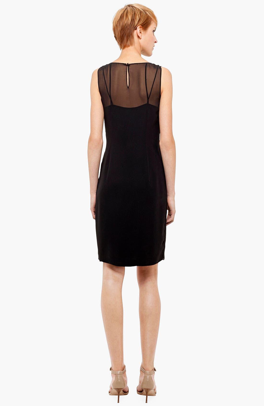 Alternate Image 2  - Akris punto Techno Sleeveless Dress