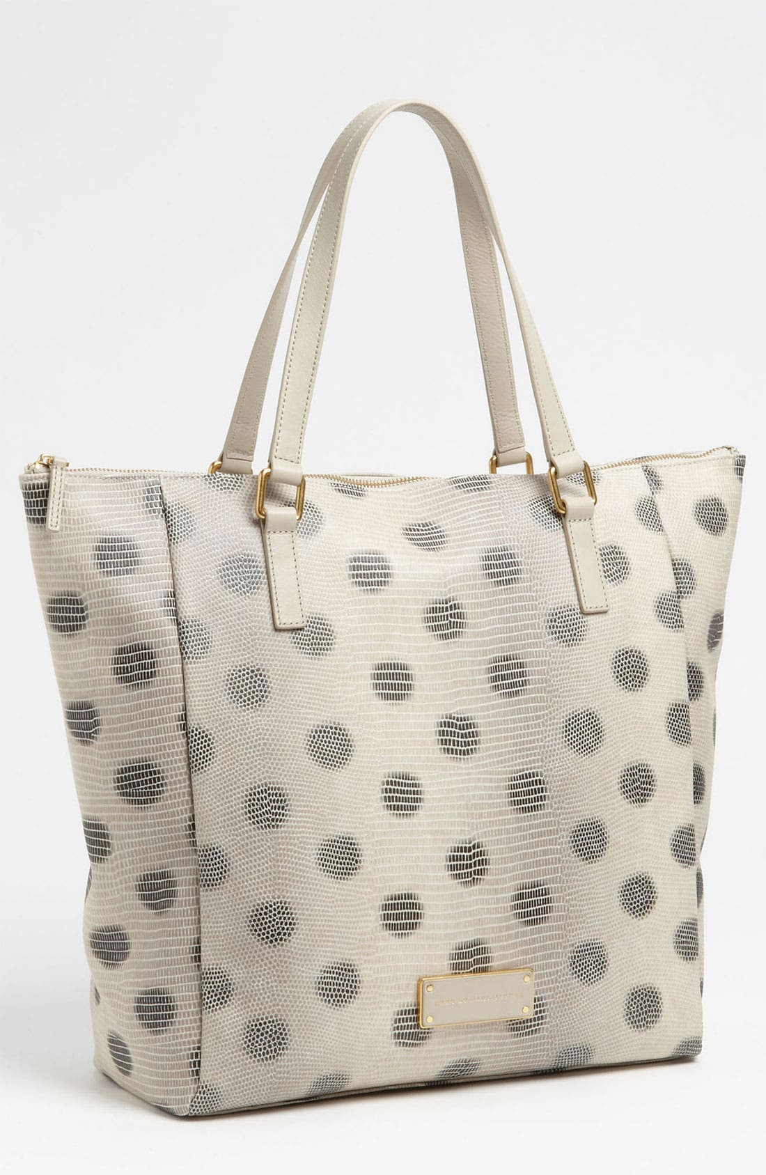 Main Image - MARC BY MARC JACOBS 'Take Me - Lizzie Spot' Embossed Tote