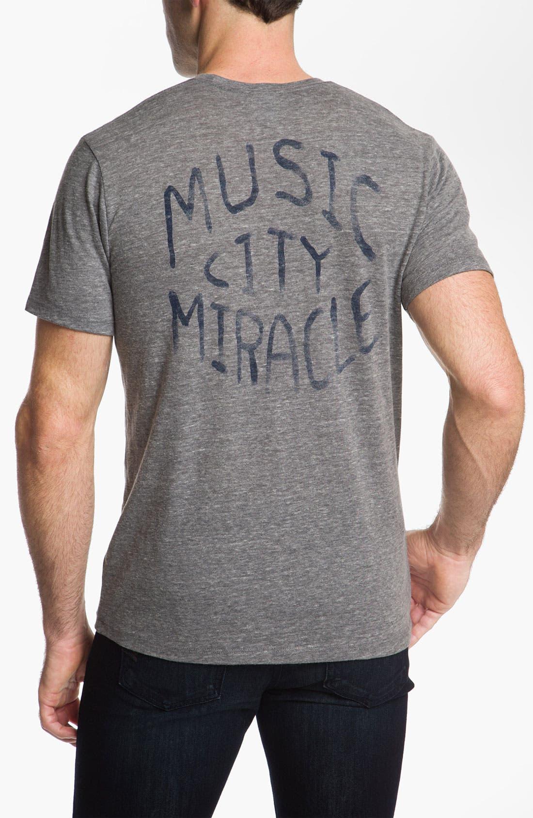 Alternate Image 2  - Junk Food 'Tennessee Titans' T-Shirt