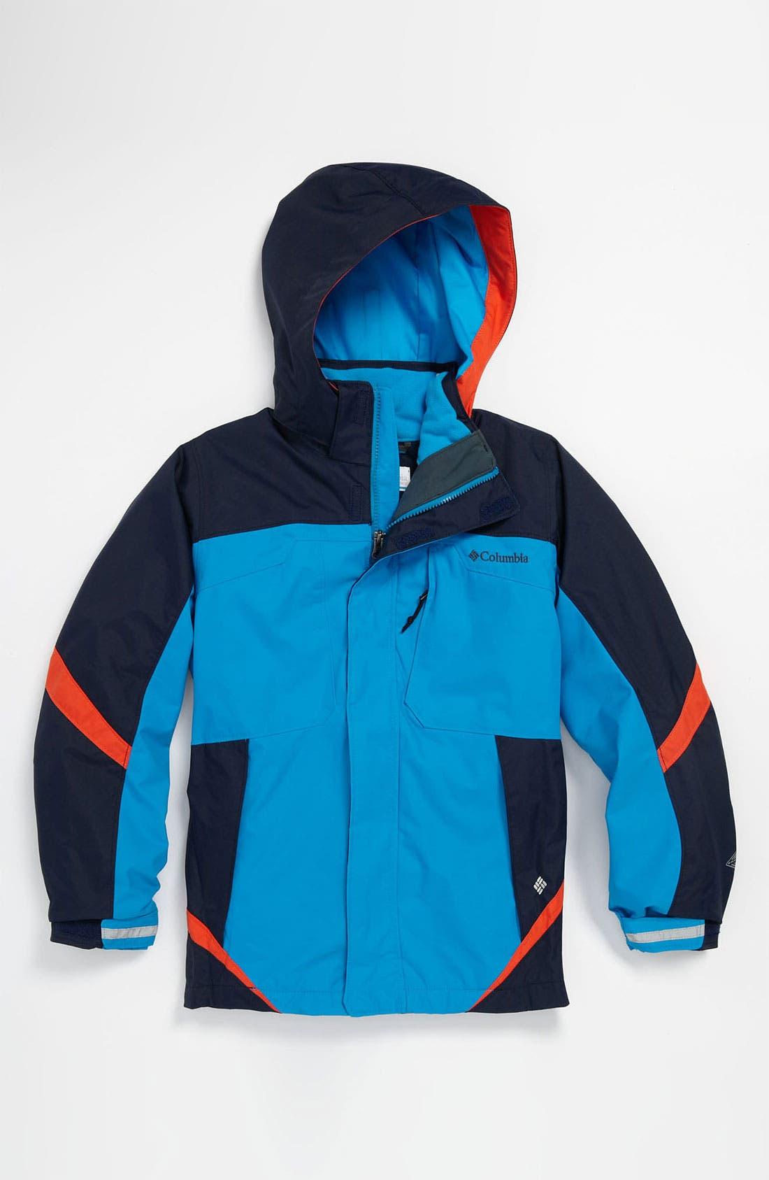 Alternate Image 1 Selected - Columbia 'Interchange' Jacket (Little Boys & Big Boys)