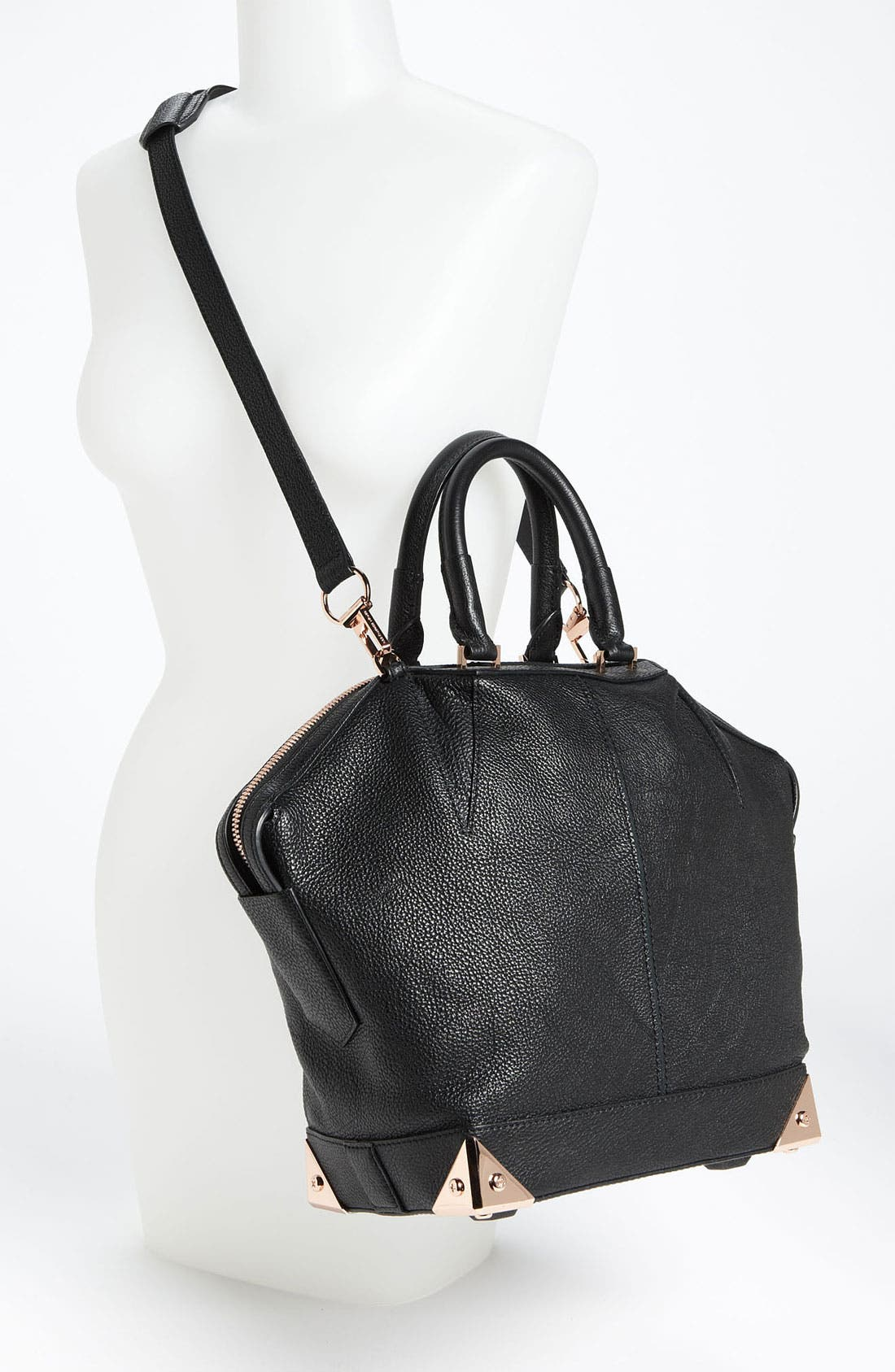 Alternate Image 2  - Alexander Wang 'Emile - Small' Leather Tote