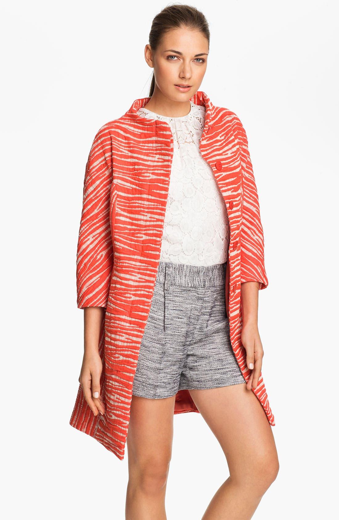 Main Image - Milly 'Claudine' Coat
