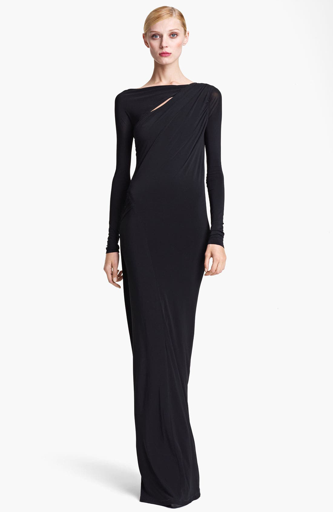 Alternate Image 1 Selected - Donna Karan Collection Jersey Column Gown