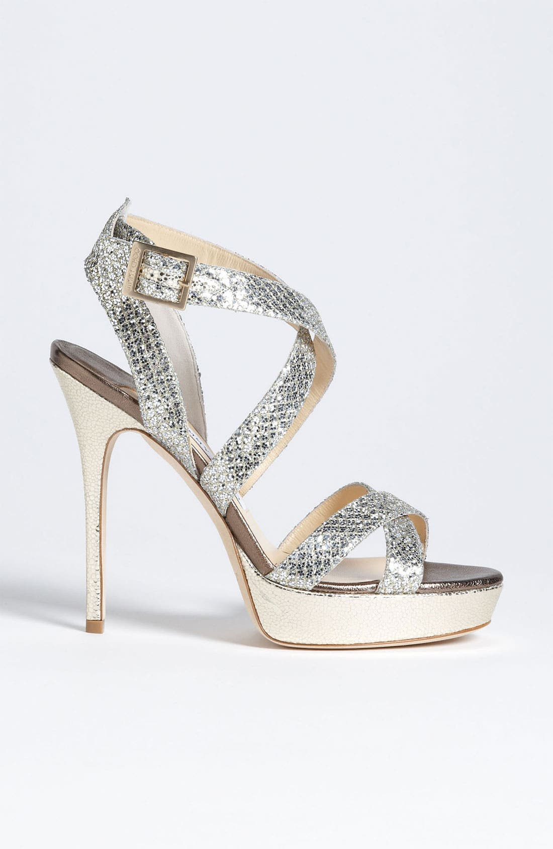 Alternate Image 4  - Jimmy Choo 'Vamp' Sandal