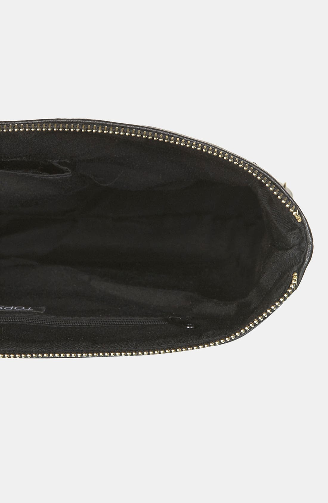 Alternate Image 3  - Topshop Studded Clutch